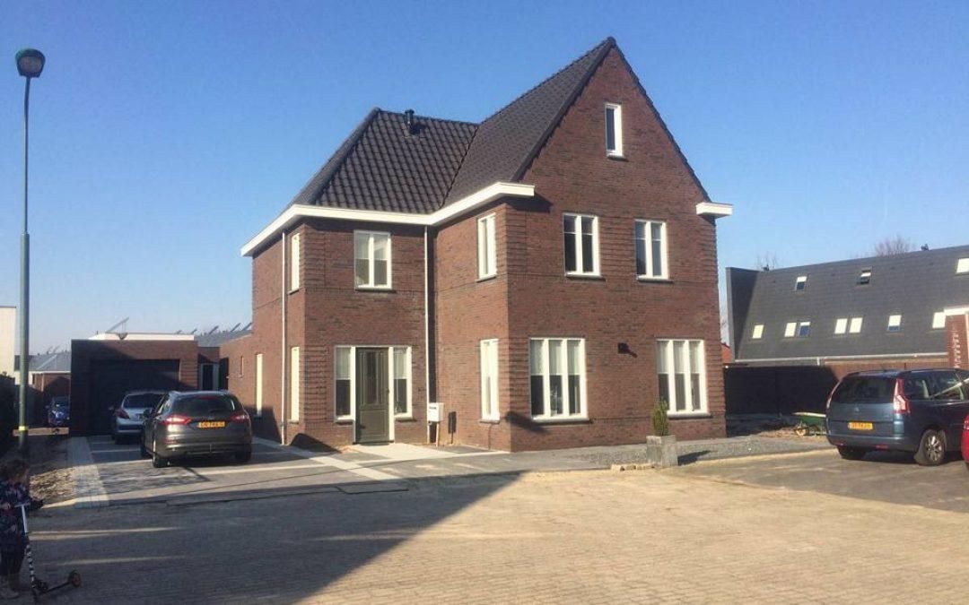 Nieuwbouw woonhuis Piekenhoef Berghem